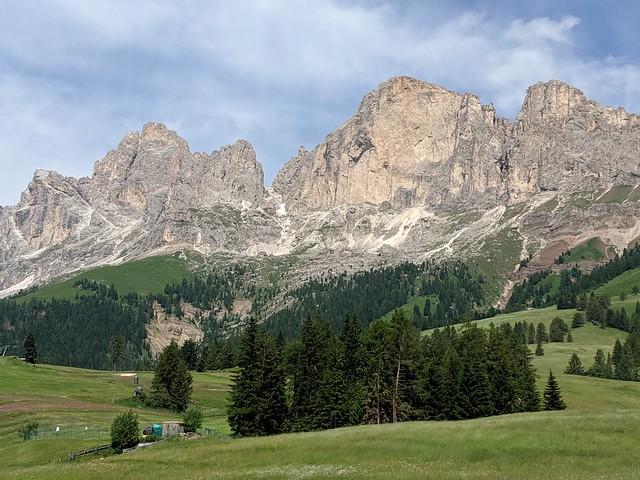Catinaccio - Passo Vajolon