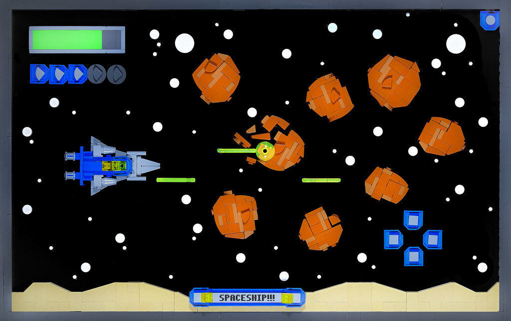 Classic Space Arcade