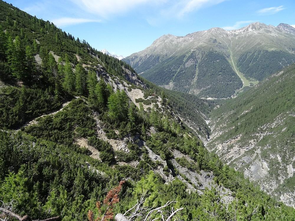 2020-07 Nationalpark Bergtour