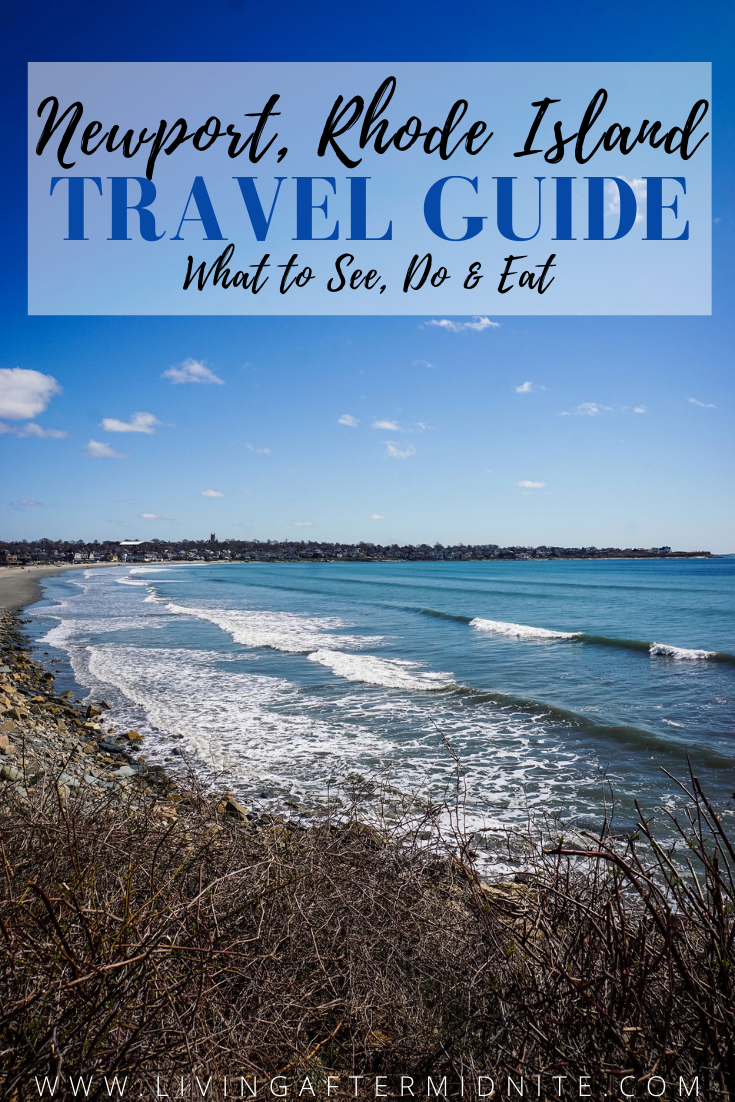 48 Hours in Newport Itinerary | A First Timer's Guide to 2 Days in Newport Rhode Island | What to do in Newport | Newport Travel Guide | Best Things to do in Newport | Best Places to Visit in Newport