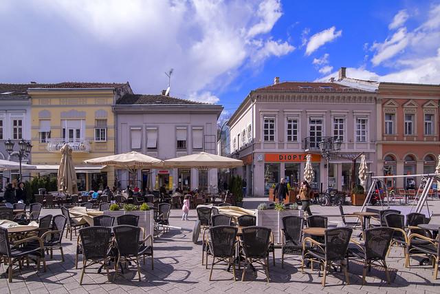 Zmaj Jovina ulica Novi Sad