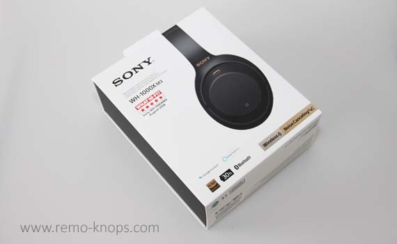 Sony WH-1000XM3 Bluetooth Headphones with Noise Cancelling 8605