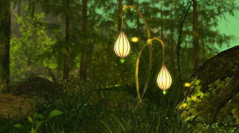 Cloven Forest - II - blogpost