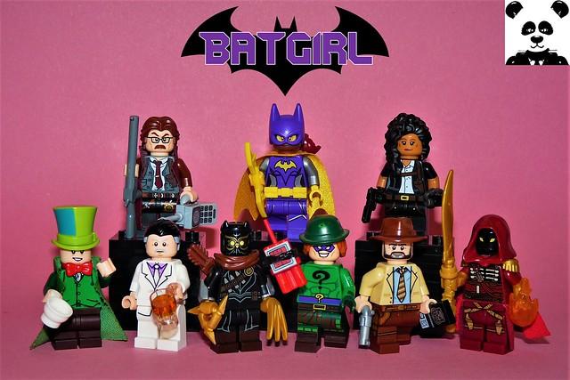 The Bat-Family & Villains Vol. 2: Batgirl