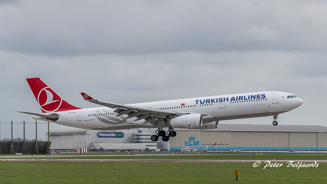 TC-LOG   Airbus A330-300 - Turkish Airlines