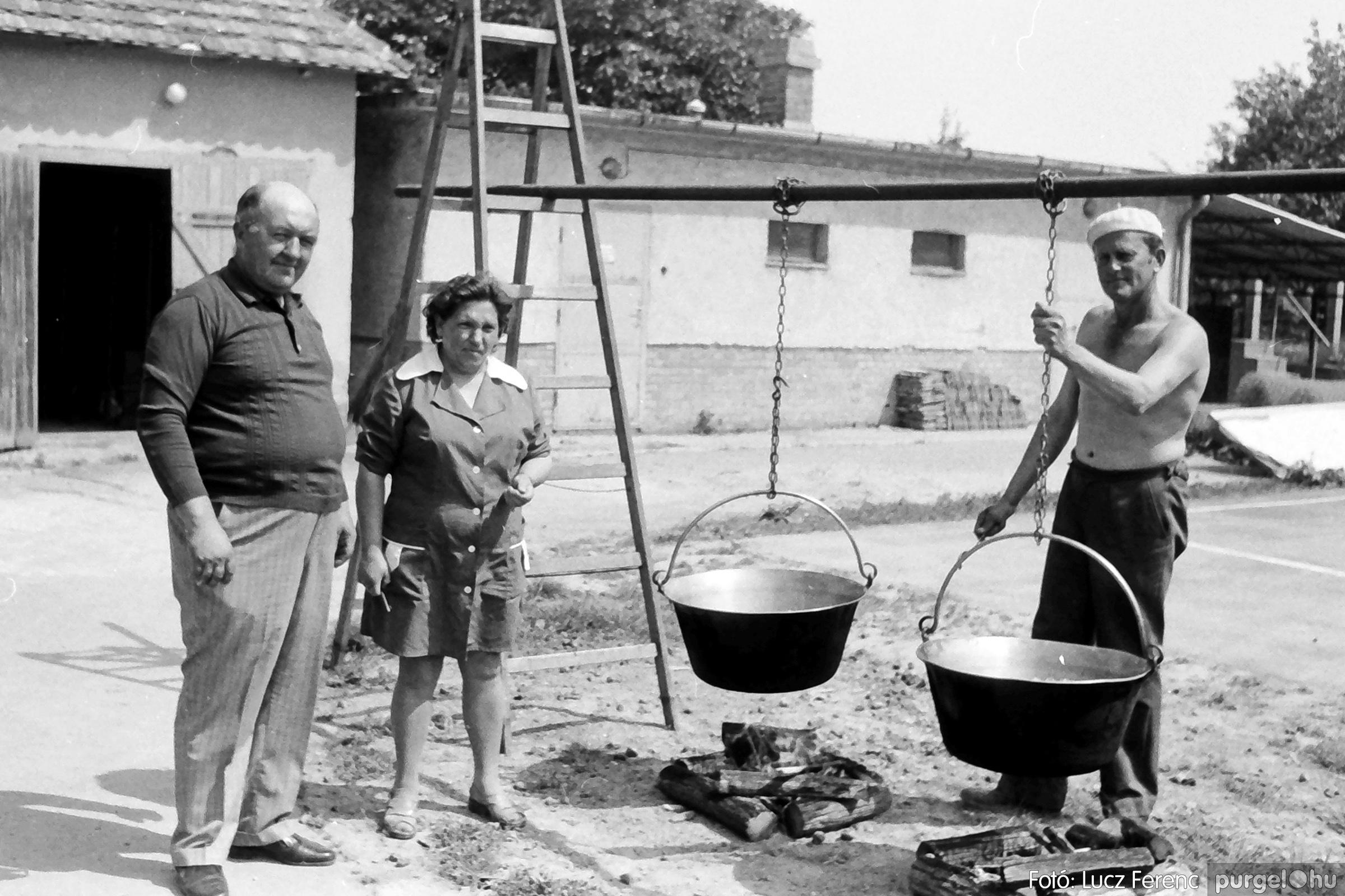 081. 1977. Kendergyári dolgozók vetélkedője 012. - Fotó: Lucz Ferenc.jpg