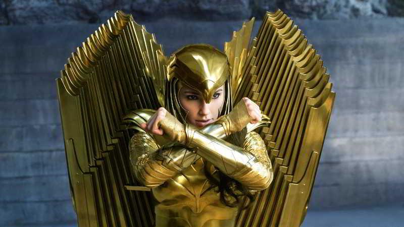 Asteria Gold Armor