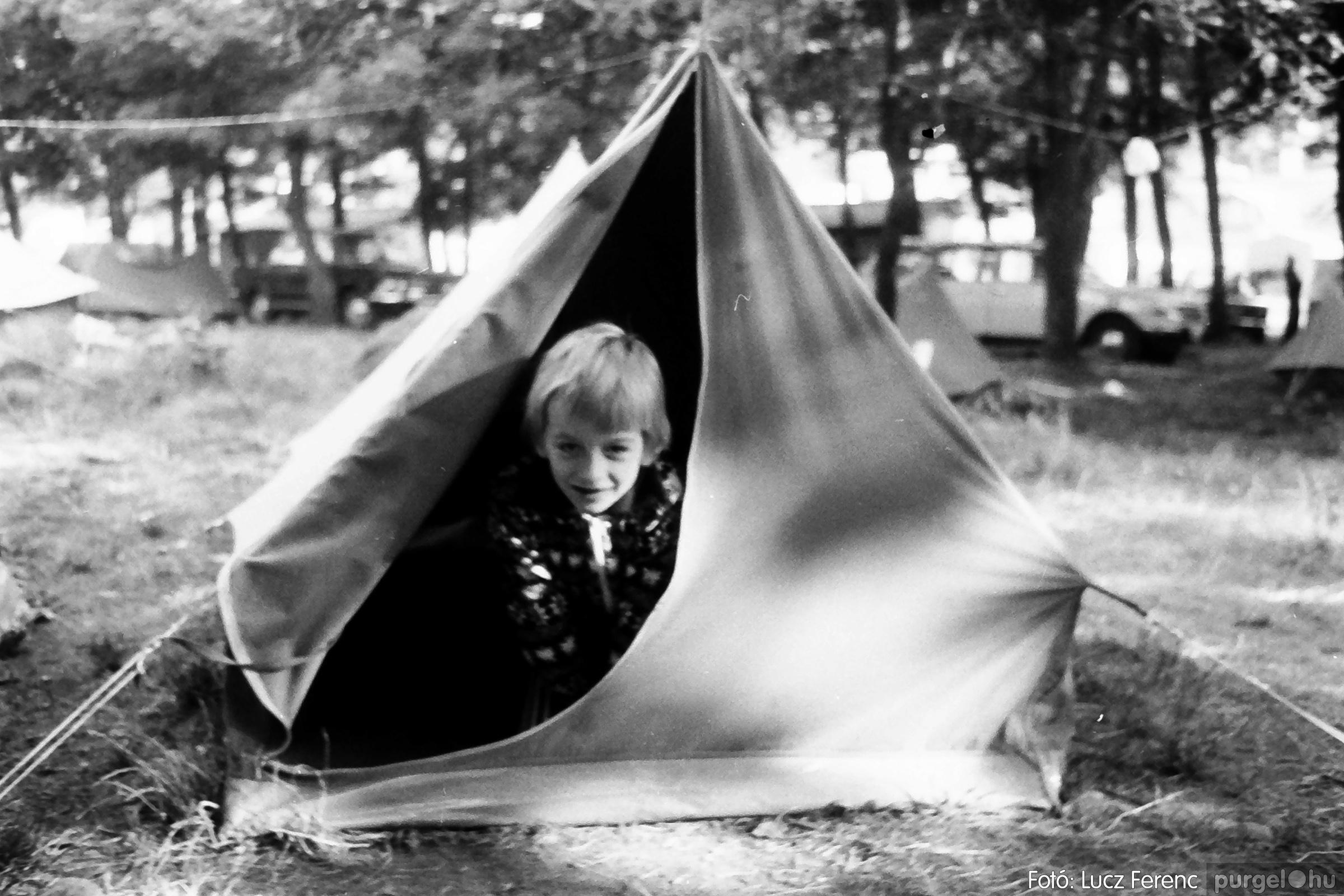 086, 088. 1977. Nyári tábor a Mátrában 065. - Fotó: Lucz Ferenc.jpg