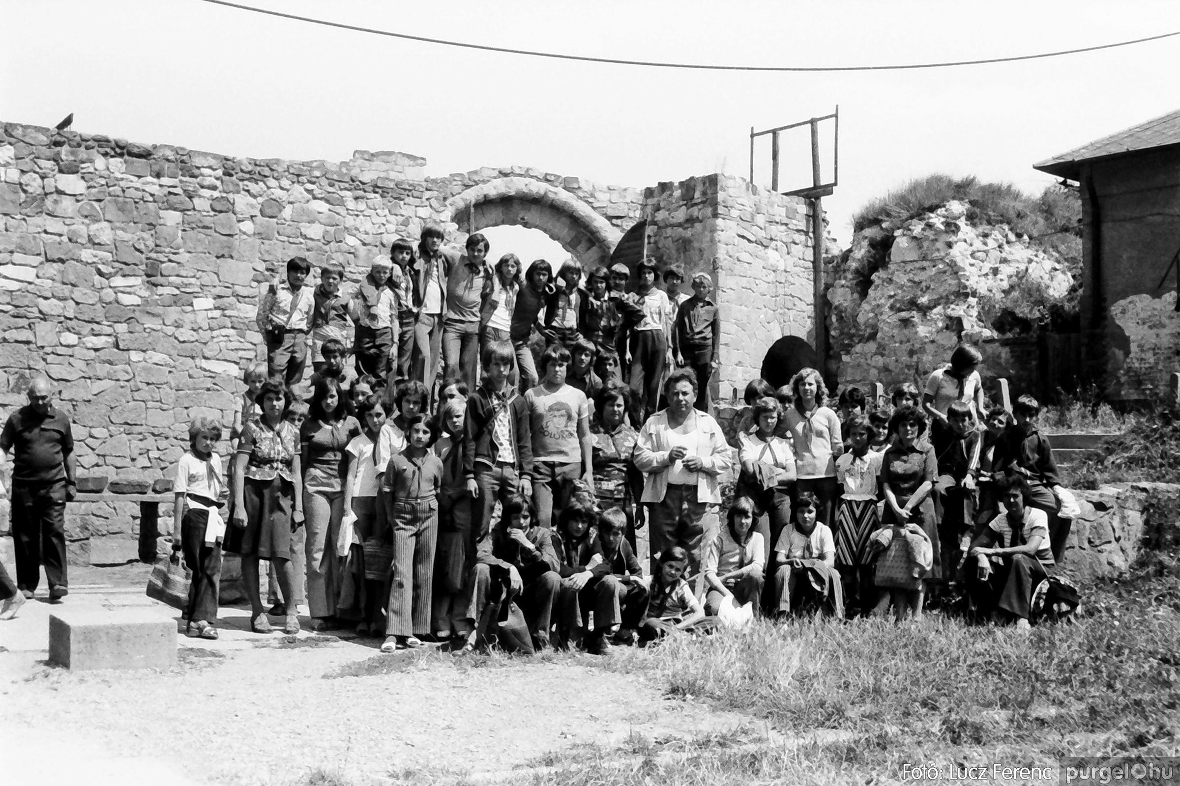 086, 088. 1977. Nyári tábor a Mátrában 027. - Fotó: Lucz Ferenc.jpg