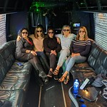 Autumn & Friends limo bus