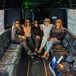 Autumn & Friends limo bus