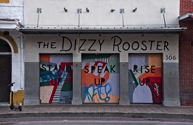The Dizzy Rooster