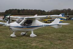G-TORN Flight Design CTSW [06-05-04] Popham 050512
