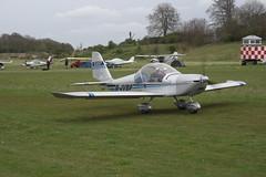 G-JVBP Evektor EV-97 [2006-2730] Popham 050512