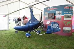 G-IROS AutoGyro Europe Calidus09 [RSUK CALS 007] Popham 050512