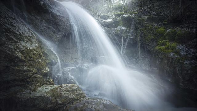 _DSC31859 Creek Siegesbach at Mt. Kleiner Sonnstein / Upper-Austria