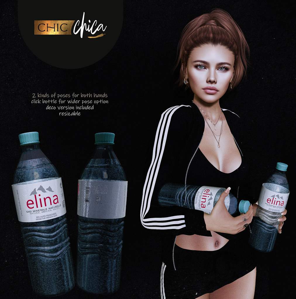 Mineral water by ChicChica @ Equal10