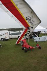 G-CGXC Flylight Airsports Dragonfly - Aeros Discus [068] Popham 050512