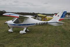 G-CGBM Flight Design CTSW [09-06-06] Popham 050512