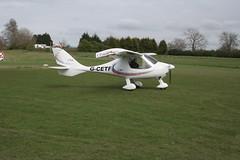 G-CETF Flight Design CTSW [07-06-05] Popham 050512