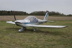 G-CESV Evektor EV-97 [2007-3011] Popham 050512