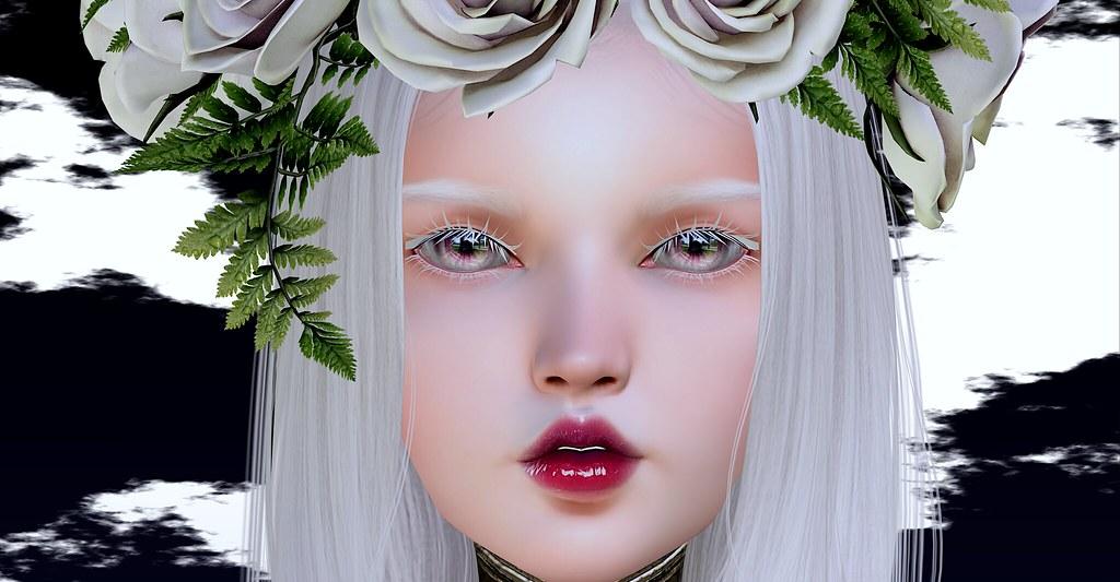 BELYY // LELUTKA EVOX CEYLON SNOW WHITE SHAPE