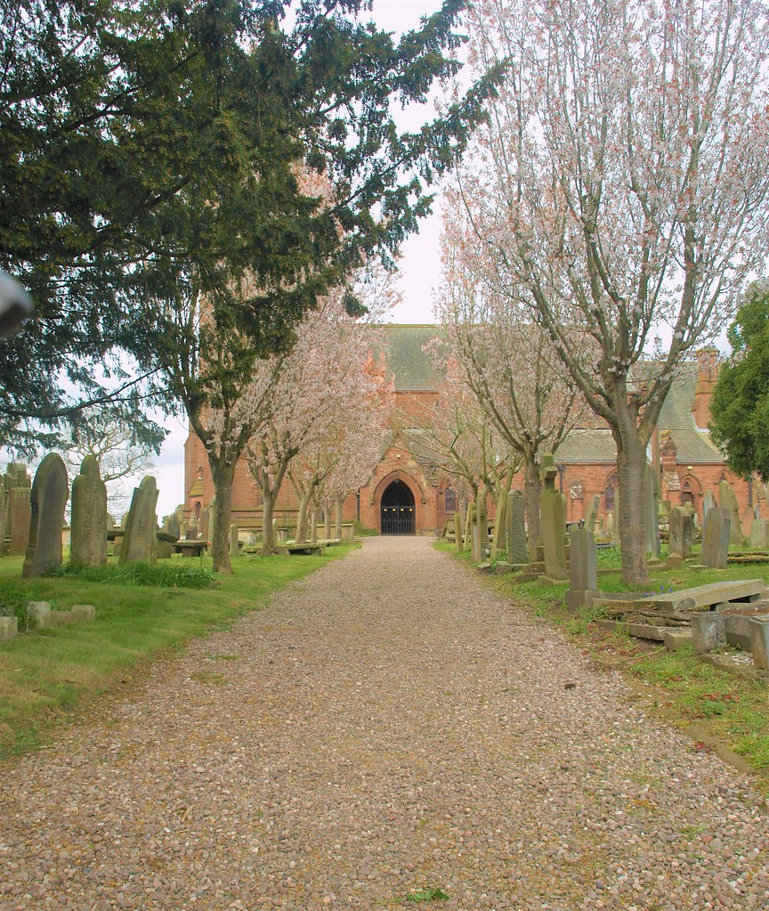 Alford Church Path