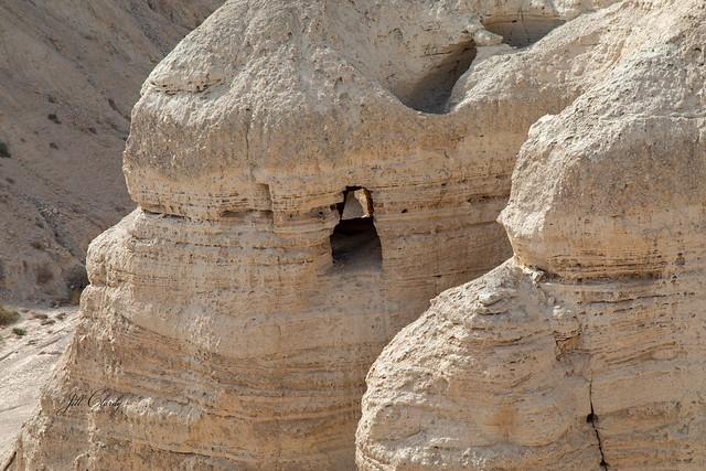 Armchair Traveling - Qumran Cave, Site of Dead Sea Scrolls
