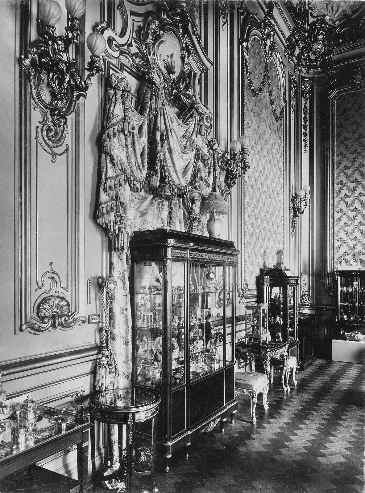 62. 1902. Выставка Дома Фаберже