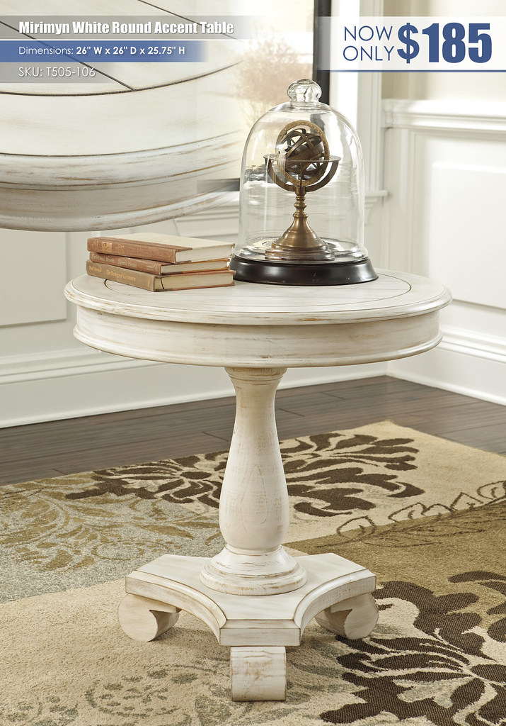 Mirimyn Round Accent Table_T505-106