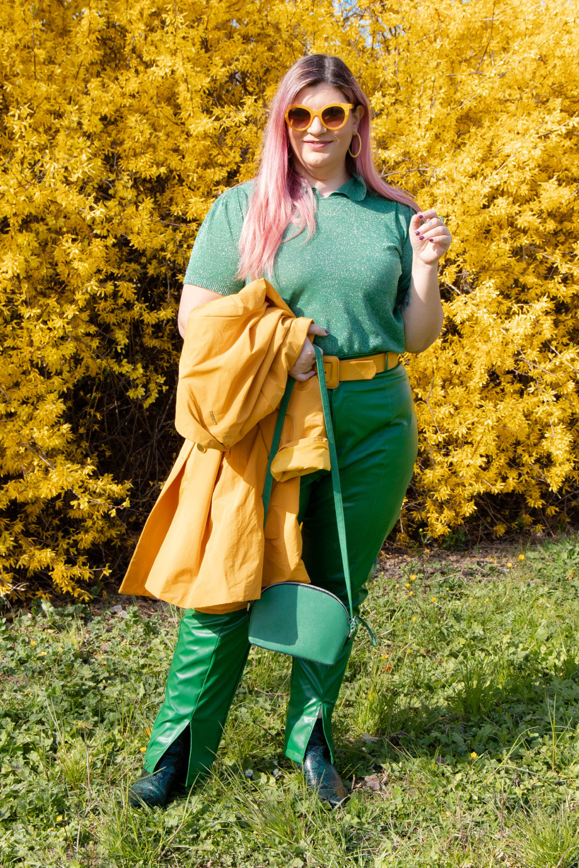 Curvy color challenge curvy plus size verde e giallo (4)