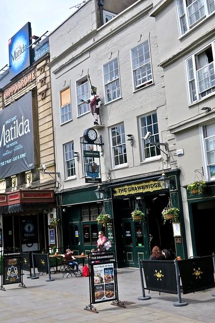 The Drawbridge, Bristol, UK