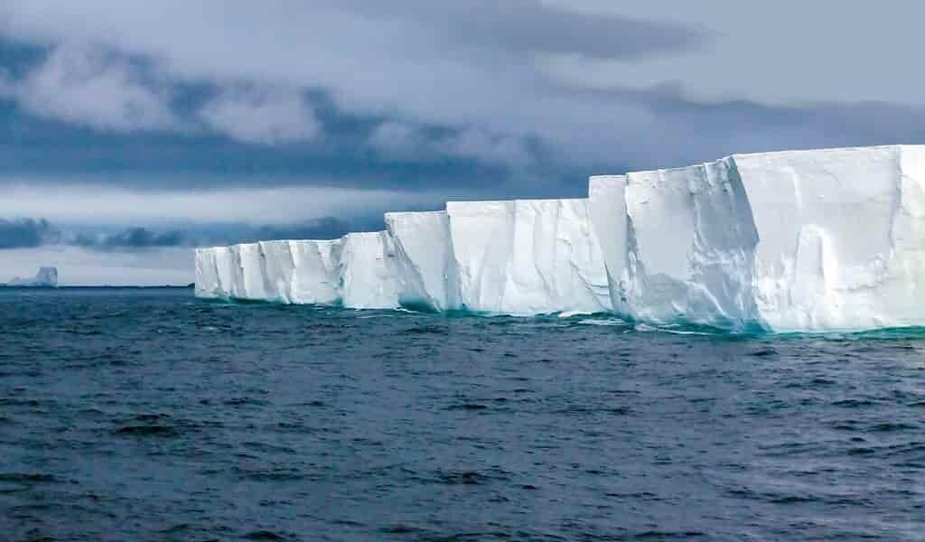 le-changement-climatique-affecte-les-glaces-de-Antarctique