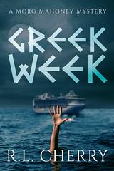 Book Cover Greek Week