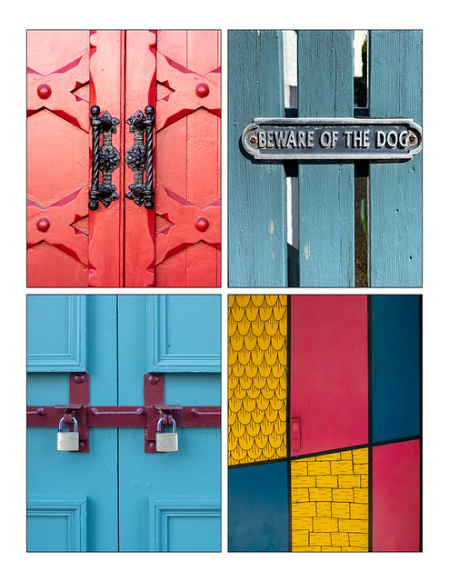 Dundee Doors (In Explore)