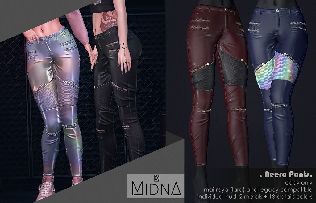 Midna – Neera Pants