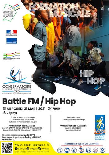 Battle FM/Hip Hop (31/03/2021)