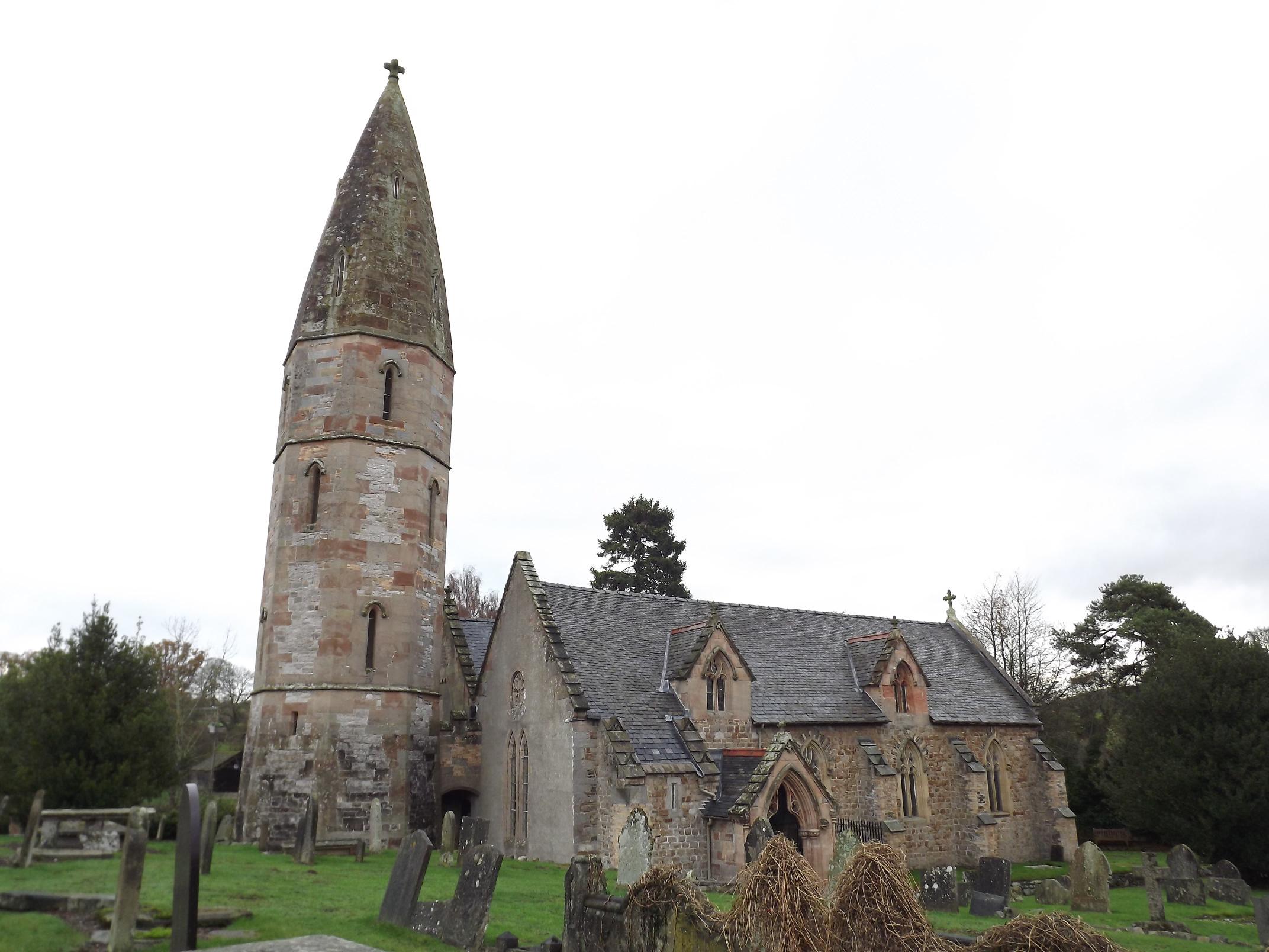 LLANYBLODWEL, St Michael Ext