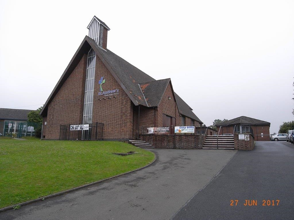 BANGOR, St Andrew Presbyterian Church - Ext