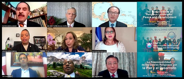 Central America-2021-03-25-IAPD Webinar Draws Viewers from 19 Countries