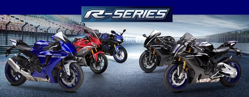 Yamaha YZF R-Series