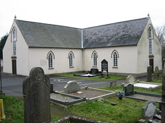 Killinchy Presbyterian church, Down (Brian Shaw CC-BY-SA2.0)
