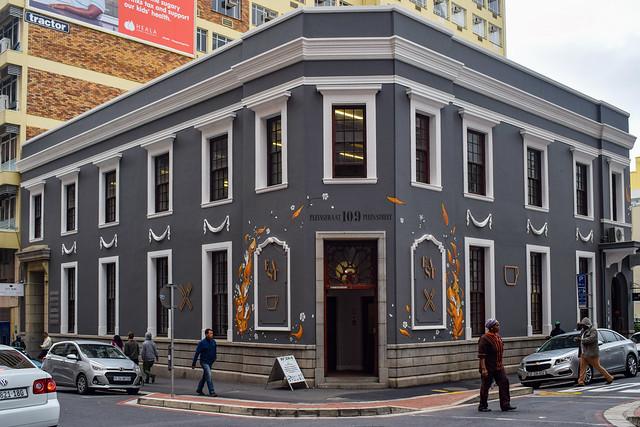 Plein Street - Ciutat del Cap