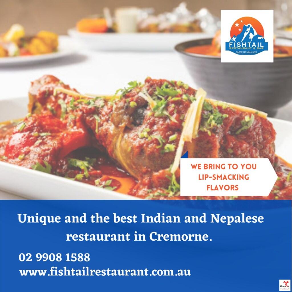 Indian Restaurant Cremorne