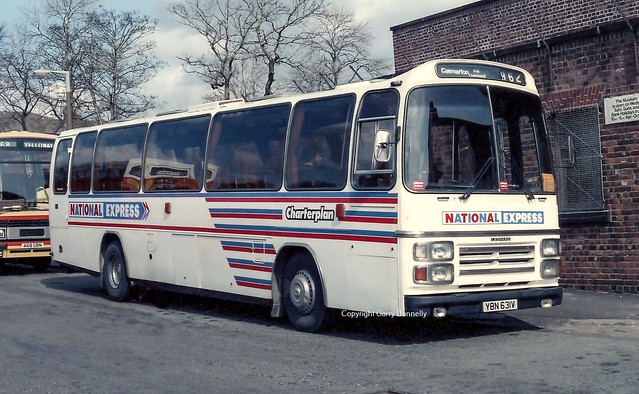 Greater Manchester PTE (Ex Lancashire United) 47 YBN 631V