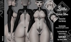 Lilithe'// Shiklah Tattoos @ Chronicles & Legends