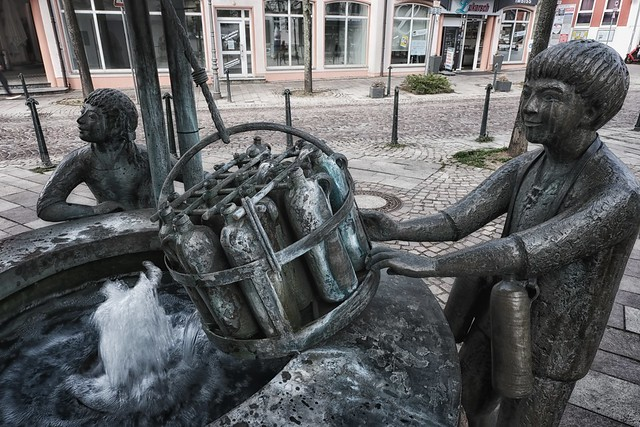 Bad Vilbel Brunnen