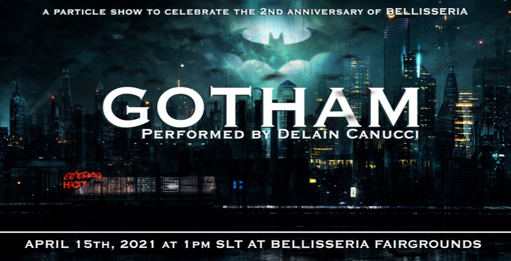 Gotham performed by Delain Canucci