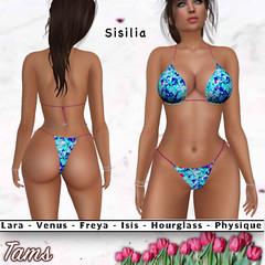 Bikini - Sisilia
