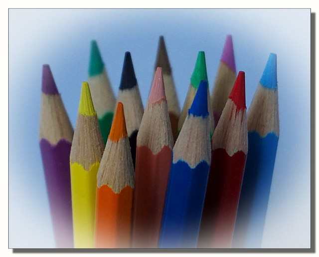pencil points - Looking close...on Friday!